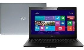 Notebook Cce Intel Dual Core 4gb Hd De 320gb - Promoção