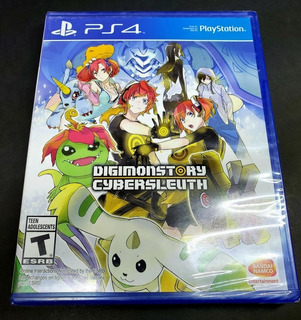 Digimon Story Cyber Sleuth - Playstation 4 Standard Edition