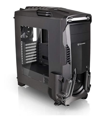 Case Cpu Thermaltake Versa N24 Translucido Gaming Gamers New