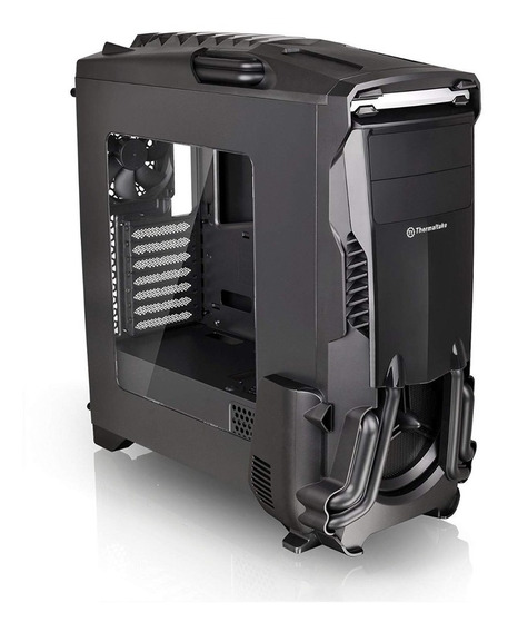 Case Cpu Thermaltake Versa N24 Translucido Gaming Gamers New
