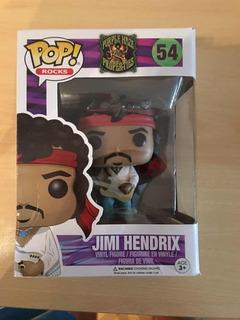 Funko Pop Rock Jimi Hendrix 54