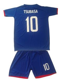 Conjunto Selección Japón - Capitan Tsubasa 2019 - Niño.
