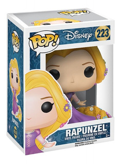Funko Pop Disney 223 Rapunzel Original Nuevo Magic4ever