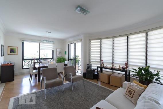 Apartamento Para Aluguel - Campo Belo, 4 Quartos, 185 - 893011623