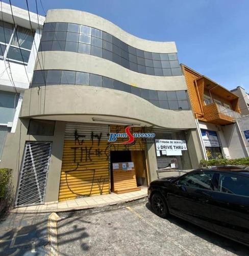 Imagem 1 de 30 de Prédio À Venda, 750 M² Por R$ 3.190.000 - Vila Diva - São Paulo/sp - Pr0150