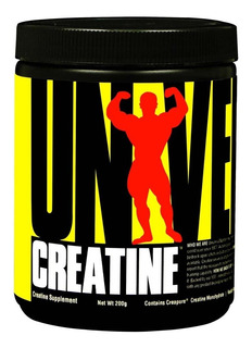 Creatina - Creatine Powder - (200g) - Universal Nutrition