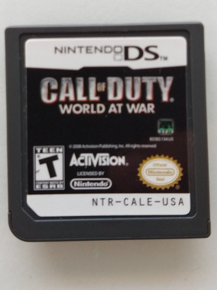 Call Of Duty: World At War, Ds
