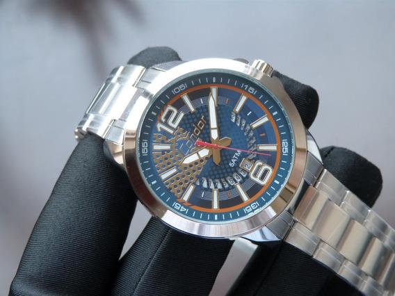 Relógio Masculino Esportivo Condor Co2115xi/3a Speed Em Aço