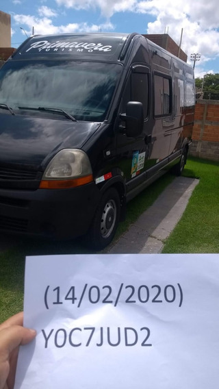 Renault Master 2011 Mart Car Impecavel