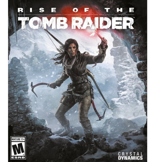 Rise Of The Tomb Raider - Pc Mídia Digital + Jogo Grátis