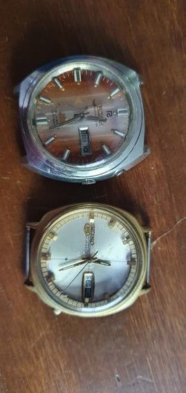 Relógio Seiko 6119 = Seiko Gs =flytech =omega