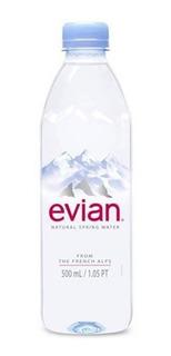Água Mineral Evian Sem Gás 500ml