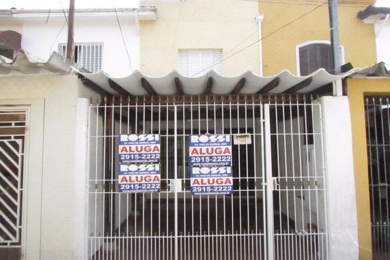 Sobrado Com 2 Dormitórios Para Alugar, 100 M² Por R$ 1.980,00/mês - Alto Da Mooca - São Paulo/sp - So1122
