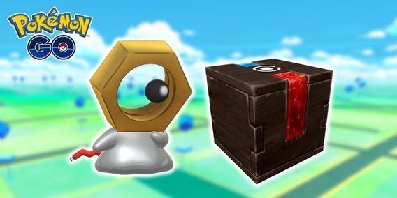 Caixa Meltan - Nintendo Switch Pokemon Go