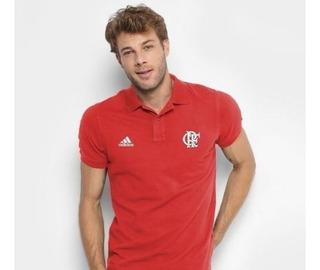Camisa Polo Flamengo Exclusiva 100% Bordada