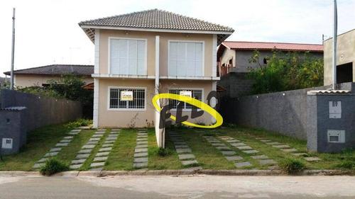 Imagem 1 de 15 de Casa Residencial À Venda, Jardim Japão (caucaia Do Alto), Cotia - Ca3917. - Ca3917