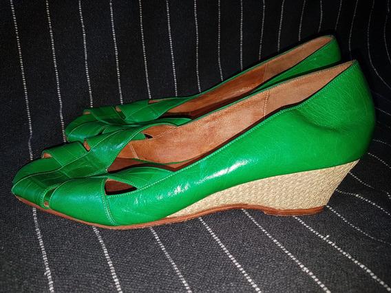 Zapatos Taco Chino 40