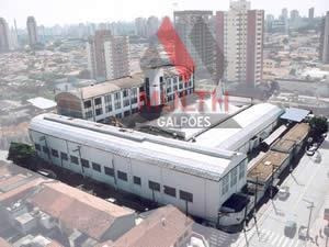 Galpão Comercial Para Locação, Chácara Santo Antônio (zona Sul), São Paulo. - Ga0152