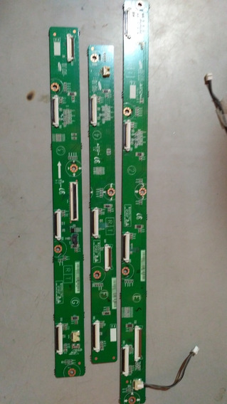 Placas Reguas Buffer Tv Plasma Samsung Pl60f5000ag