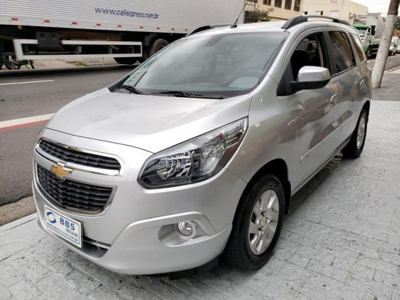 Chevrolet Spin Ltz 1.8 8v Econo.flex, Gjo1780
