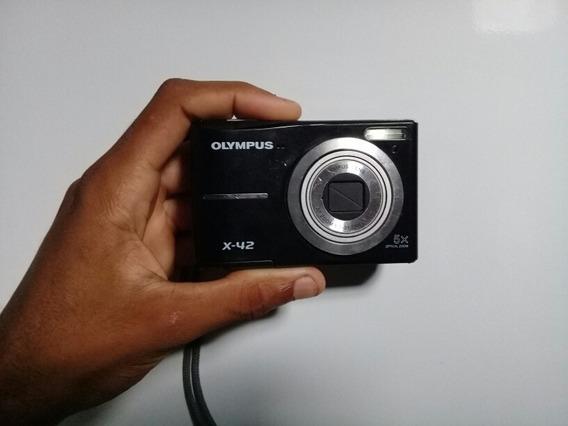 Camera Digital Olympus Em Bom Estado