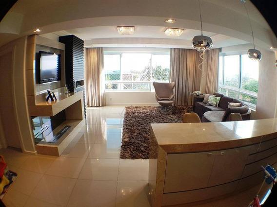 Apartamento Com 3 Dormitórios À Venda, 150 M² Por R$ 1.200.000 - Boa Vista - Novo Hamburgo/rs - Ap2154