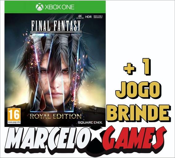 Final Fantasy Xv 15 Royal Edition Xbox One Midia Digital