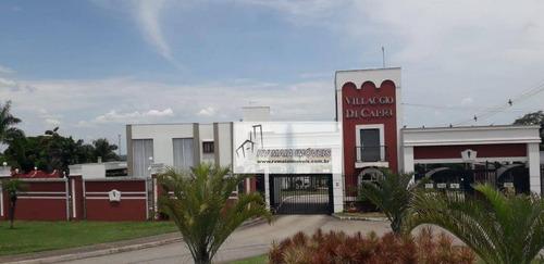 Terreno À Venda, 250 M² Por R$ 175.000,00 - Condomínio Villagio Di Capri - Sorocaba/sp - Te0754