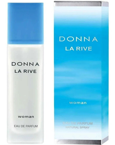 Imagem 1 de 2 de La Rive Donna Edp 90ml - Perfume Feminino