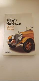 Libro Scott Fitzgerald El Gran Gatsby