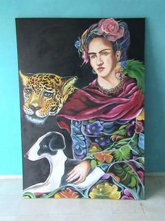 Pintura. Fridas