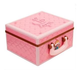 Tocador Disney Con Espejo Barbie Princesa Coleccionable Xtp