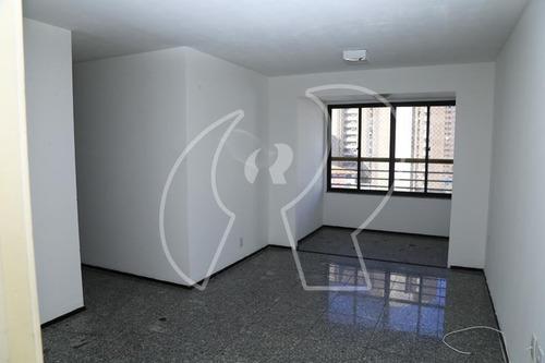 Apartamento Com 3 Dormitórios À Venda, 62 M² Por R$ 370.000 - Mucuripe - Fortaleza/ce - Ap2239