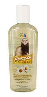 Shampoo Para Huron 250ml Fancy Pets