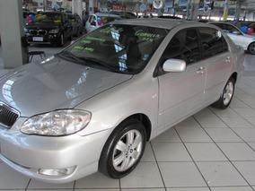 Toyota Corolla 1.8 Se-g 2007 Automatico