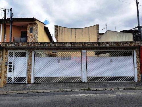 Imagem 1 de 28 de Sobrado À Venda, 65 M² Por R$ 285.000,00 - Vila Ponte Rasa - São Paulo/sp - So4029