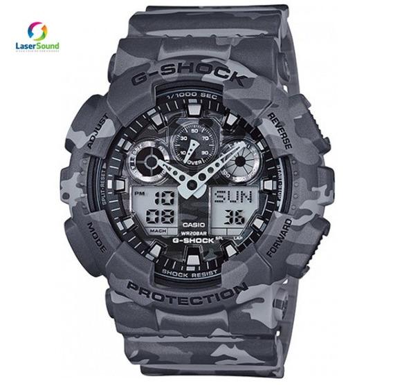 Relógio Casio G-shock Masculino Ga-100cm-8adr C/ Garantia Nf