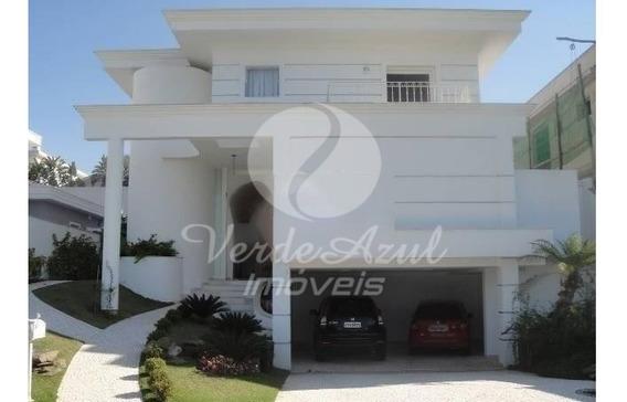 Casa À Venda Em Alphaville Dom Pedro - Ca005330