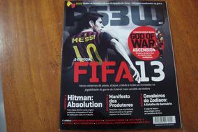 Revis Digerati Ps3w 57 / Fifa 13 God Of War Cavaleiros Hitm