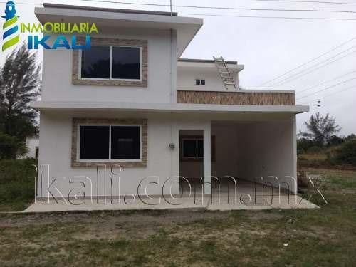 Casa Sola En Venta Tuxpan Vivah