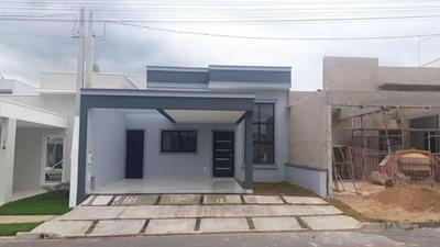 Casa Em Jardim Park Real, Indaiatuba/sp De 105m² 3 Quartos À Venda Por R$ 415.000,00 - Ca251000