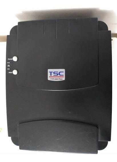 Impressora Térmica De Etiquetas Tsc Ttp-244 Plus Qr Code Usb