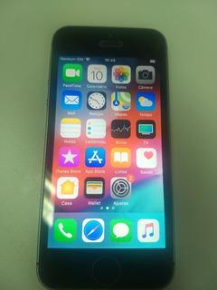 iPhone 5s 16gb Cinza Espacial - Estado De Novo