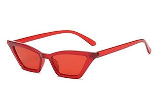Feisedy B2291 Gafas De Sol Para Mujer Diseño De Gato