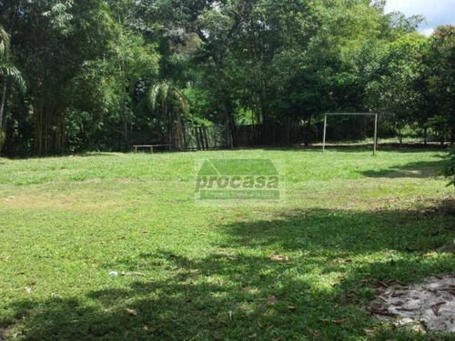 Chácara Com 3 Dormitórios À Venda Por R$ 1.800.000,00 - Tarumã - Manaus/am - Ch0007