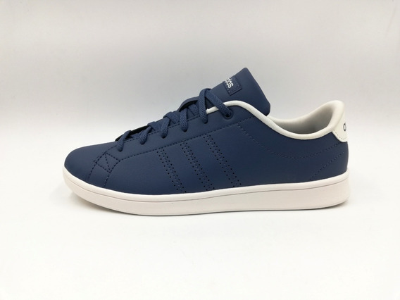 Tenis adidas Dama Azul Advantage B44666