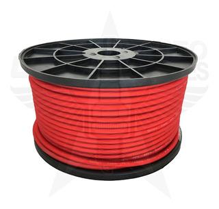 Rollo Cable Batería 76m Rojo O Humo Calibre 8 Electro