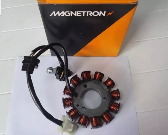Estator Fan Titan 150 2009 2010 2011 2012 2013 Magnetron