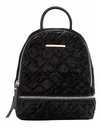 Liquido!!mochila Aldo Velvet Backpack