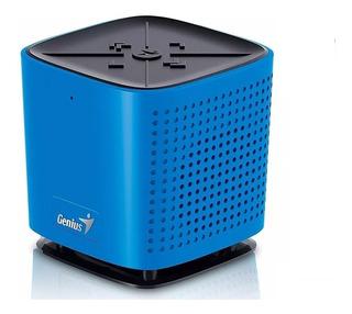 Parlante Genius Bluetooth Sp 920bt Microfono Micro Usb Envio